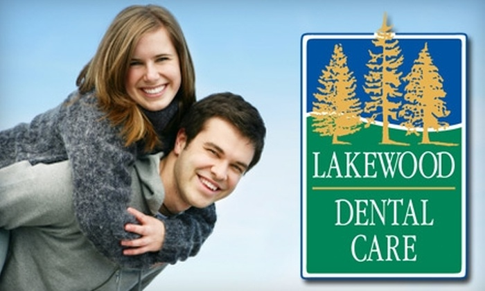 Lakewood Dental Care - North Little Rock: $59 for Exam, X-Rays, and Cosmetic Polish Cleaning at Lakewood Dental