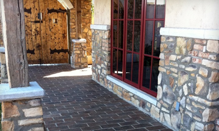 Rustico Tile & Stone - Honeycomb Hollow: $50 for $200 Toward Saltillo Tiles and Stone Flooring at Rustico Tile & Stone in Leander