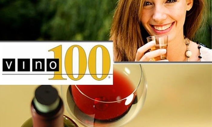 The Loft Wine and Craft Beer Bar at Vino 100 - Short North: $10 for $20 Worth of Sips and Savories at The Loft Wine and Craft Beer Bar at Vino 100