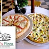 52% Off at Rome's Pizza