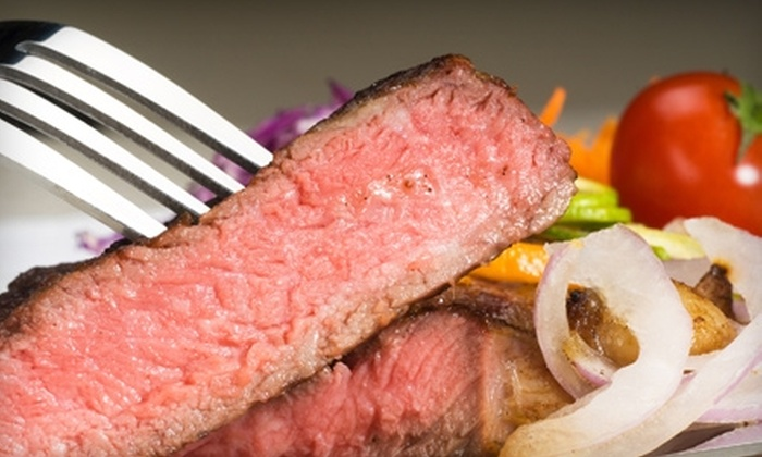 The Pourhouse Bar and Grill - Loveland: $12 for $25 Worth of American Fare at The Pourhouse Bar and Grill in Loveland