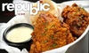 Republic Kitchen and Bar - Silverado Ranch: $12 for $25 Worth of American Bistro Cuisine at Republic Kitchen & Bar