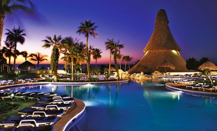 Groupon Deal: 3-, 4-, 5-, or 7-Night All-Inclusive Stay at Sandos Finisterra Los Cabos in Cabo San Lucas, Mexico. Incl. Taxes & Fees.