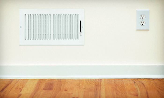 Great Basin Indoor Air Quality - Sandy: Duct-Cleaning Package with Optional Furnace Cleaning from Great Basin Indoor Air Quality (Up to 75% Off)