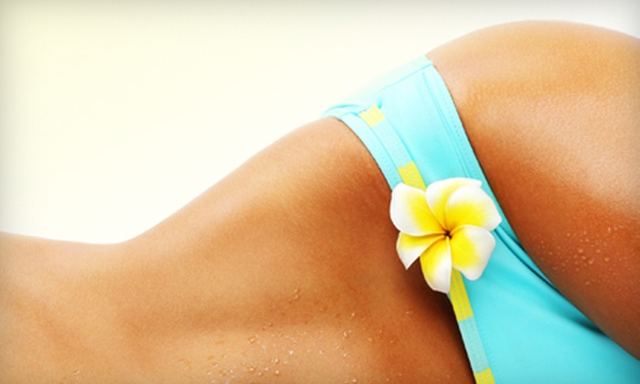 U Tan - Downtown Madison: One Month of Unlimited Tanning or Two Airbrush-Tan Sessions at U Tan