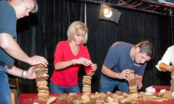 The Festival of Chocolate - Cityplace: Admission for Two or Four to The Festival of Chocolate in West Palm Beach (Up to 54% Off)
