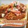 $10 for Pub Fare at Browning's Brewery
