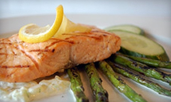 Meg's Cafe - Chicago: $10 for $20 Worth of Fresh Gourmet Fare and Drinks at Meg's Café in Glencoe