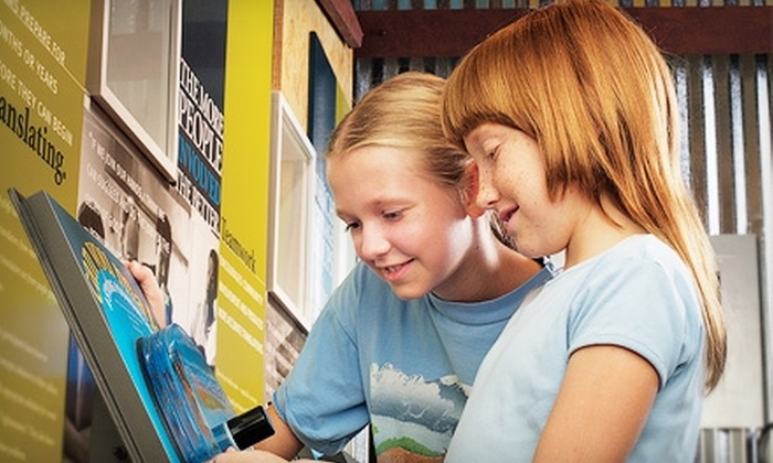 Wycliffe Discovery Center - Orlando: $4 for One Adult Admission ($8 Value) or $3 for One Child Admission ($6 Value) at Wycliffe Discovery Center