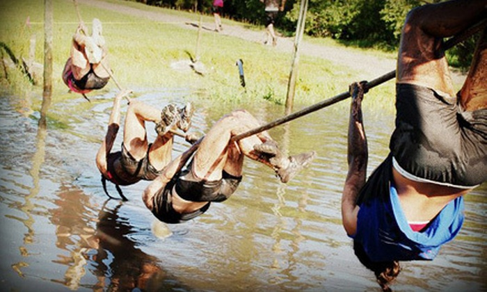Ragin' Warrior Challenge - Belleview: $75 for Entry to Ragin' Warrior Challenge on Saturday, March 3 at Florida Horse Park in Ocala (Up to $150 Value)