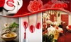 Red and White Spa - Broome Street - SoHo: $45 Mani-Pedi and Waxing Package at Red & White Spa