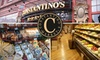 $10 for Groceries at Constantino's