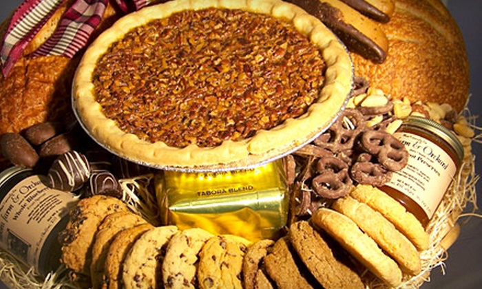 Tabora Farm and Orchard - Chalfont: $7 for $15 Worth of Farm-Fresh Foods and Pastries at Tabora Farm and Orchard in Chalfont