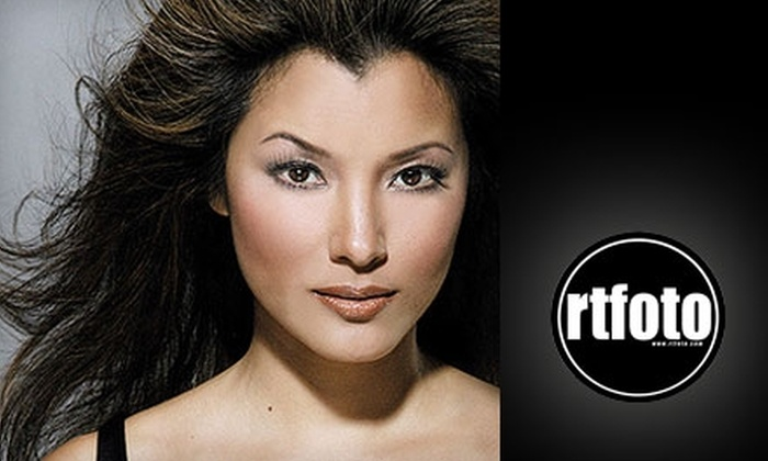 Russell Tanoue - Honolulu: $195 for an Exclusive Headshot Photo Package from Photographer Russell Tanoue ($485 Value)