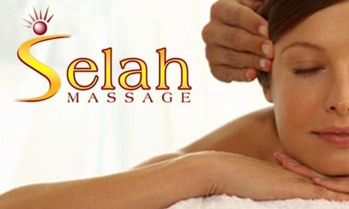 Selah Massage - South Peace Haven: $20 for a One-Hour Swedish Massage at Selah Massage