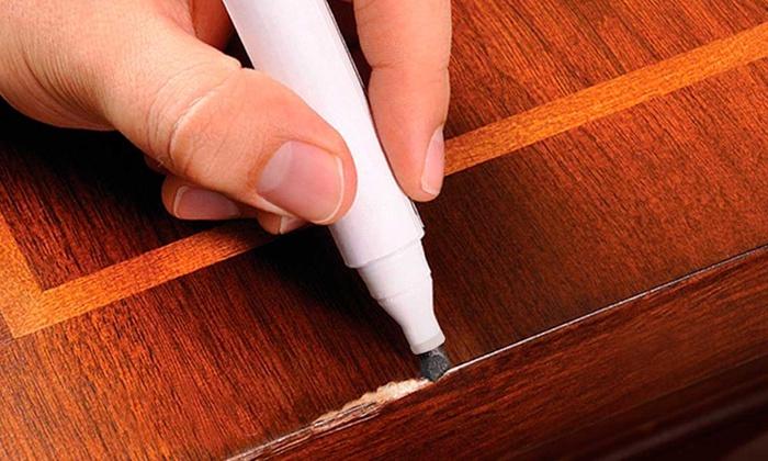 Kit penna ripara mobili in legno