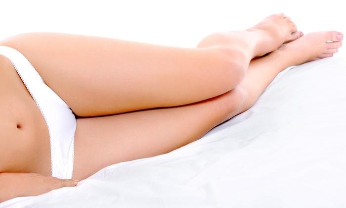 Tritt Aesthetic & Plastic Center - Medical Quarters Of North Atlanta: $285 for Three VelaShape Cellulite-Reduction Treatments at Tritt Aesthetic & Plastic Center ($975 Value)
