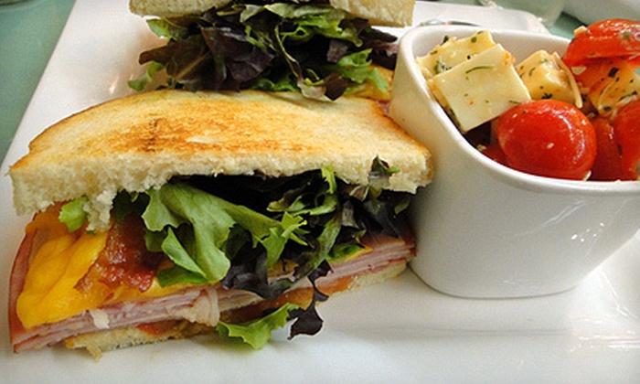 The Ripe Tomato - Tulsa: $7 for $15 Worth of Organic Café Fare at The Ripe Tomato