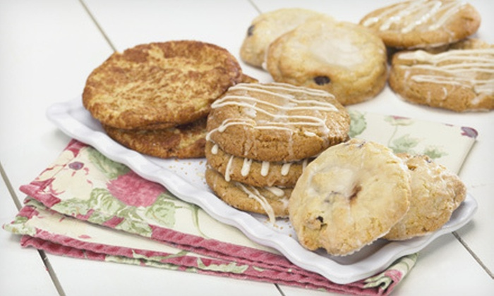 Sweetie-licious Bakery Cafe - DeWitt: Two-Dozen Cookies, Chess Pie, or Two Lunch Meals at Sweetie-licious Bakery Cafe (Up to 53% Off)