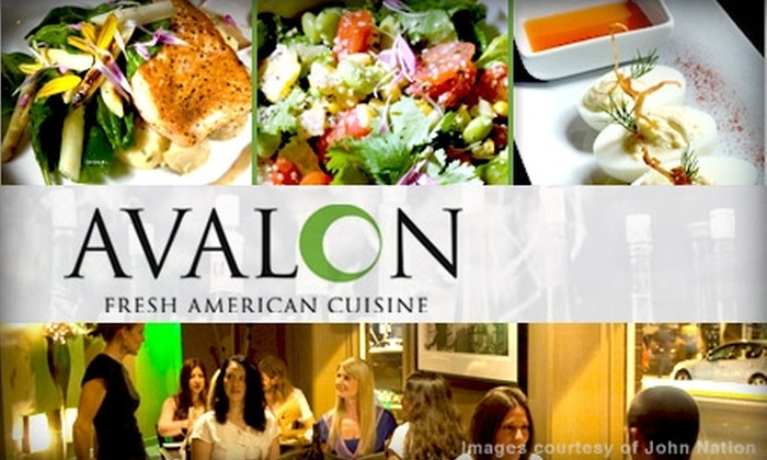 Avalon - Tyler Park: $18 for $40 Worth of Contemporary American Cuisine and Drinks at Avalon