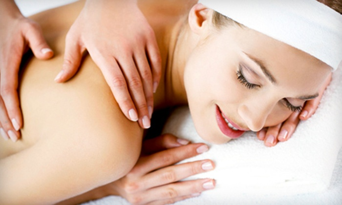 First Impressions Salon.Spa - Cedar Ridge: $39 for a One-Hour Aromatherapy Massage at First Impressions Salon.Spa ($80 Value)