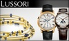 Lussori, Inc. - North Los Altos: $200 for $500 Worth of Luxury Jewelry, Timepieces, Accessories, and More at Lussori in Los Altos