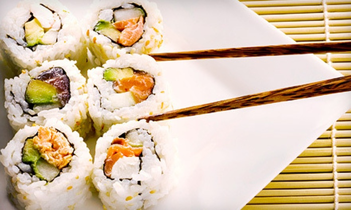 Sushi Village - Baton Rouge: Made-to-Order Japanese Buffet (Half Off) or $30 Groupon for Dinner at Sushi Village