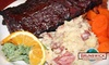 Brunswick Barbecue & Brew - Multiple Locations: $10 for $20 Worth of American Fare and Drinks at Brunswick Barbecue & Brew