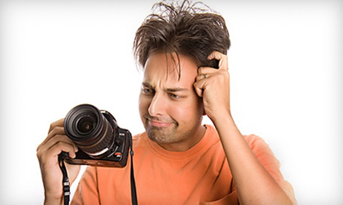 Arising Images - Downtown Rochester: $49 for Basic Photography Workshop on October 23 from Arising Images ($125 Value)