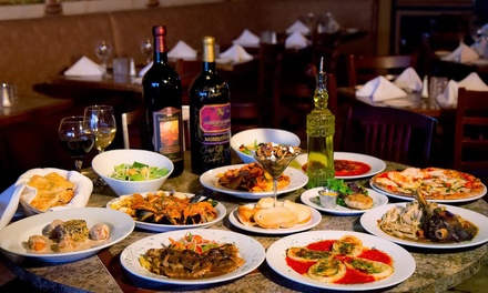 $20 for $40 Worth of Italian Cuisine at Trattoria Arrivederci Ahwatukee