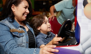 Wonder Games: Two or Four Kids' Play Center Admissions at Wonder Games (Up to 30% Off)