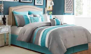 Laurel Comforter Set (8-Piece) at Laurel Comforter Set (8-Piece), plus 9.0% Cash Back from Ebates.