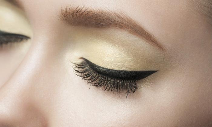 Eye Candy - Draper: Full Set of Eyelash Extensions at Eye Candy Lash Studio (49% Off)