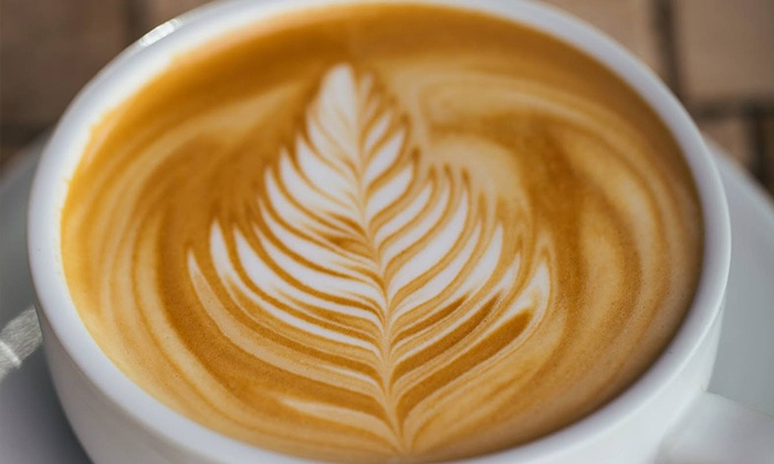 Coffee Waves - Multiple Locations: $10 for a Three-Visit Punchcard, Each Punch Good for $7 Worth of Cafe Food and Drinks at Coffee Waves ($21 Total Value)