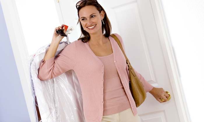 Ultra Custom Cleaners - Downtown Bellevue: $15 for $40 Worth of Dry Cleaning Services