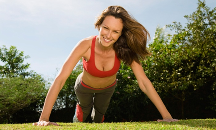 BodyByU Fitness - Denton: $17 for One Month of Boot Camp with Nutritional Planning at BodyByU Fitness ($35 Value)