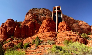 Up to 45% Off Sedona Complete Tour at Great Venture Tours, plus 6.0% Cash Back from Ebates.
