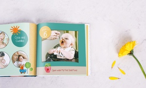 Photobook UK: 40-Page Hardcover Photobook in Choice of Size from Photobook UK (Up to 83% Off)