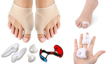 7-Piece Bunion Support Kit