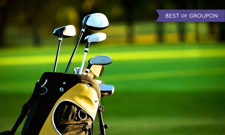 18-Hole Round of Golf for One or Four at Western Turnpike Golf Course (Up to 50% Off)