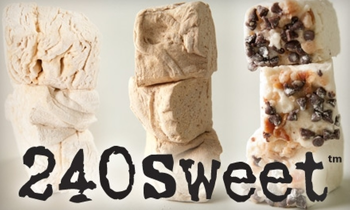 240Sweet - Dietz: $28 for Gourmet Marshmallow Gift Set from 240Sweet ($52 Value)