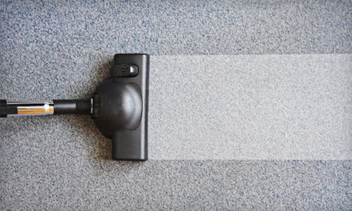 Xtreme Services, Inc - Utica: $49 for Carpet Cleaning for Three Rooms from Xtreme Services, Inc (Up to $105 Value)