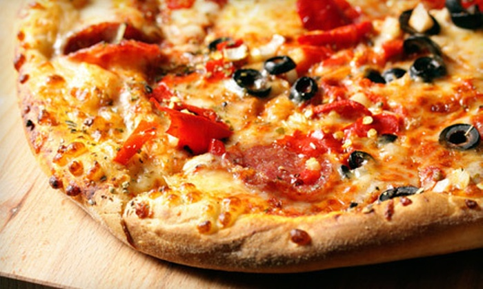 Cogan's Pizza - Norfolk: $10 for $20 Worth of Pizza, Pasta, and Sandwiches at Cogan's Pizza