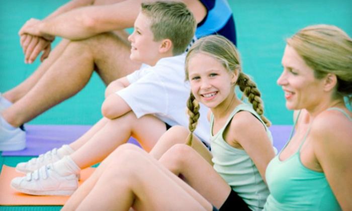 Bikram Yoga College of India - Lyn-Lake: 10 Kid Yoga Classes with Optional 10 Adult Yoga Classes at Bikram Yoga College of India (Up to 59% Off)