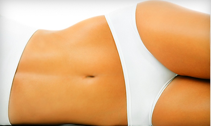Redwood City Lotus Spa - Centennial: $55 for Electro Body Sculpting and Oxygen Therapy at Redwood City Lotus Spa ($155 Value)