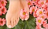 A & J Nails  - Skokie: $24 for Two Pedicures at A & J Nails in Skokie ($50 Value)