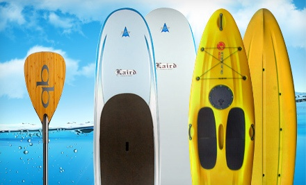$50 Worth of Merchandise - Poseidon Stand Up Paddle Boards in Santa Monica