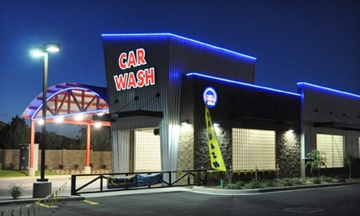 WaterWorks Express - West Jordan: $14 for $30 Worth of Car Washes at WaterWorks Express in West Jordan