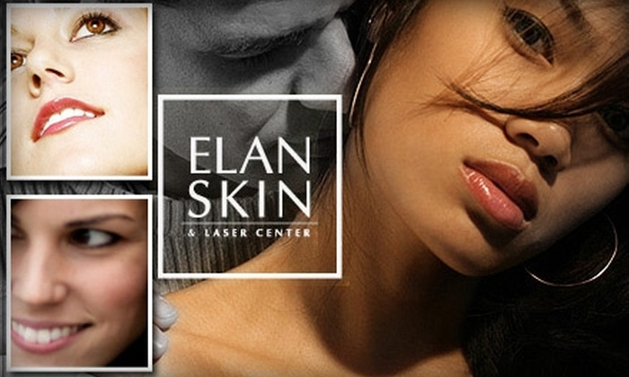 Elan Skin & Laser Center - Green Hills: $185 for Three Laser Hair-Removal Treatments at Elan Skin and Laser Center (Up to $600 Value)