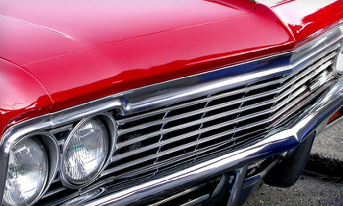 Scott's Collision Centers - Stroudsburg: Interior or Exterior Detailing or a Complete Detailing for Standard Cars and Trucks at Scott's Collision Center in Stroudsburg